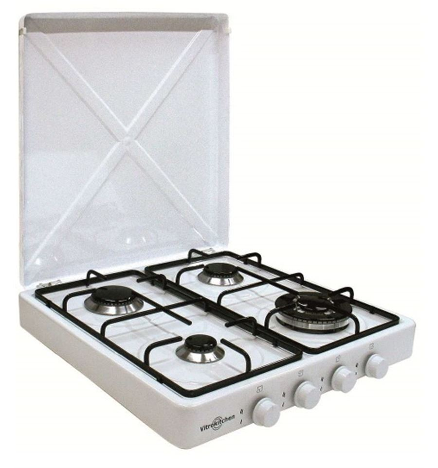 Hornillo de gas butano vitrokitchen 450bb for Cocina de gas carrefour