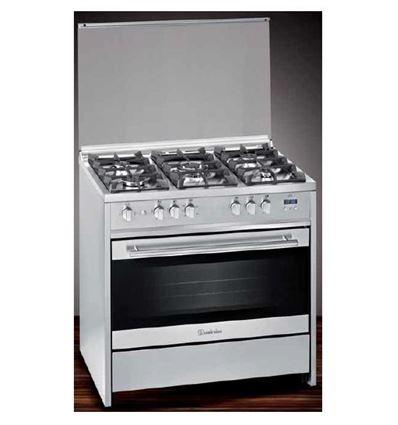 Cocina meireles g911x for Outlet cocinas a gas