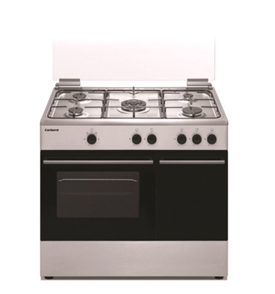 Cocina corbero cc510gb90x for Outlet cocinas a gas