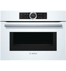 HORNO-MICROONDAS COMPACTO BOSCH CMG633BW1 - CMG633BW1