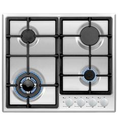ENCIMERA GAS VITROKITCHEN EN63IN 4F NATURAL - EN63I