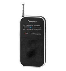 RADIO PORTATIL SUNSTECH RPS44SL ALTAVOZ NEGRA - RPS44SL