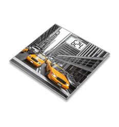 BASCULA BAÑO BEURER GS203 NEW YORK - 010902740002