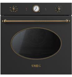 HORNO MULTIFUNCION SMEG SFP805AO 60CM NEGRO - SFP805AO