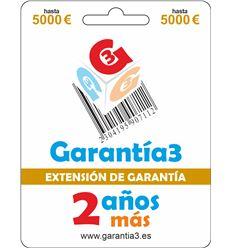 EXTENSION DE GARANTIA MAX-5000 - G3PDES5000