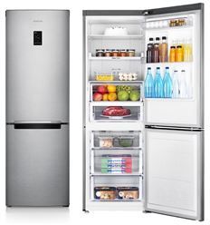 COMBI SAMSUNG RB31HER2CSA NF 185X59,5 INOX A++ - 003800200028