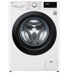 LAVADORA LG F4WV3010S6W 10.5KG 1400RPM B