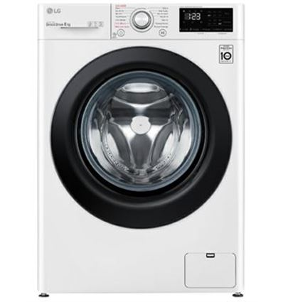 LAVADORA LG F4WV3010S6W 10.5KG 1400RPM B - F4WV3010S6W