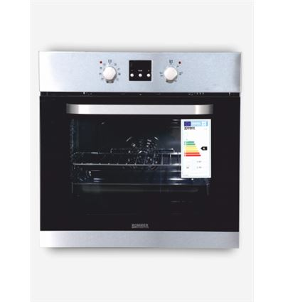 HORNO ROMMER H610 ELECTRICO INOX - H610