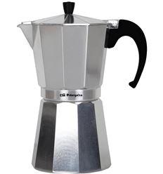 CAFETERA ORBEGOZO KF300 3T ALUMINIO