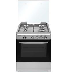 COCINA ROMMER VCH-604 FG INOX BUTANO - VCH604FGBUT