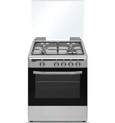COCINA ROMMER VCH-604 FG INOX NATURAL - VCH604FGNAT
