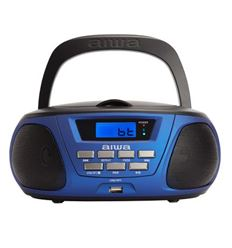 RADIO CD AIWA BBTU-300BL AZUL - BBTU300BL