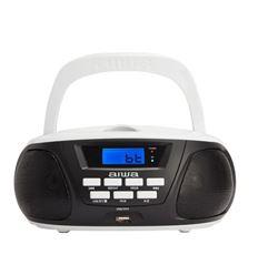 RADIO CD AIWA BBTU-300BW BLANCO - BBTU300BW