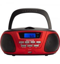 RADIO CD AIWA BBTU-300RD ROJO - BBTU300RD