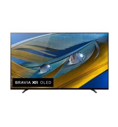 OLED SONY 55 XR55A80JAEP BRAVIA XR 4K ULTRA HD - XR55A80JAEP