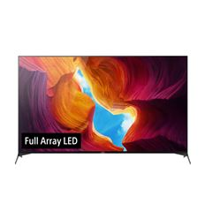 LED SONY 75 KD75XH9505 4K HDR X-REALITY PRO PR - KD75XH9505