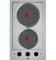 DOMINO VITRO TEKA EFX30.1 2PT 2F 30CM INOX TEMP - 40214495
