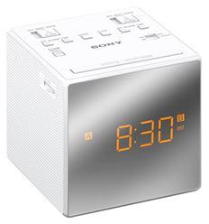 RADIO RELOJ SONY ICFC1TW.CED BLANCO 2 ALARMAS - 002101310015
