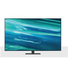 LED SAMSUNG 50 QE50Q80AATXXC 4K QLED SMART TV - QE50Q80AATXXC