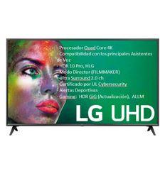 LED LG 49 49UN711C0ZB 4K SMART TV UHD HDR10 PRO - 49UN711C0ZB