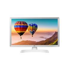 "MONITOR TV LED LG 28"" 28TN515S-WZ HD SMART TV BLAN - 28TN515SWZ"