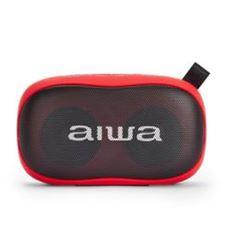ALTAVOZ AIWA BS110RD ROJO BLUETOOTH - BS110RD