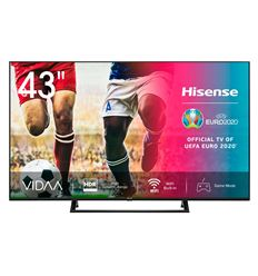 LED HISENSE 43 43A7300F 4K SMART TV UHD - 43A7300F