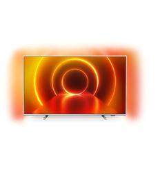 LED PHILIPS 65 65PUS7855/12 4K SMART TV HDR10 AMBI - 65PUS7855