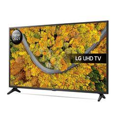 LED LG 50 50UP75006LF 4K SMART TV UHD HDR G - 50UP75006LF