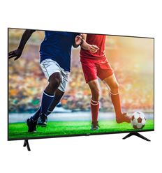 LED HISENSE 50 50A7100F 4K SMART TV HDR10+ G - 50A7100F