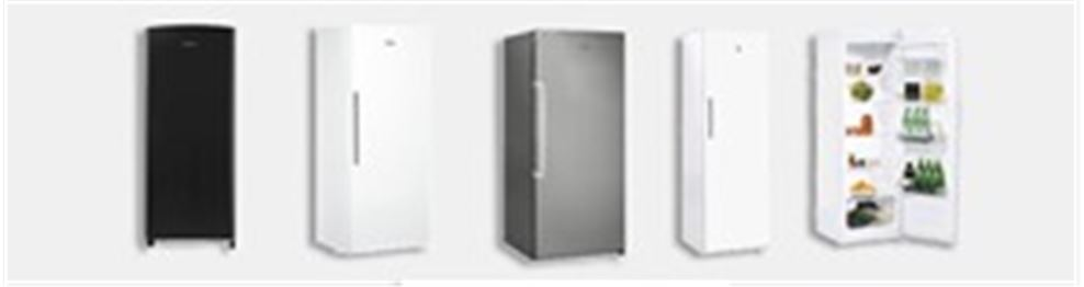 Los mejores frigoríficos de una puerta de hasta 170 cm en Electro Premium