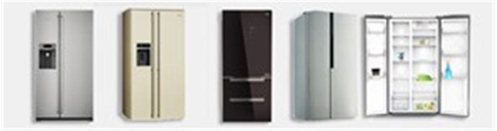 Los mejores frigoríficos americanos y side by side en Electro Premium