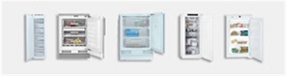 Los mejores congeladores integrables en Electro Premium
