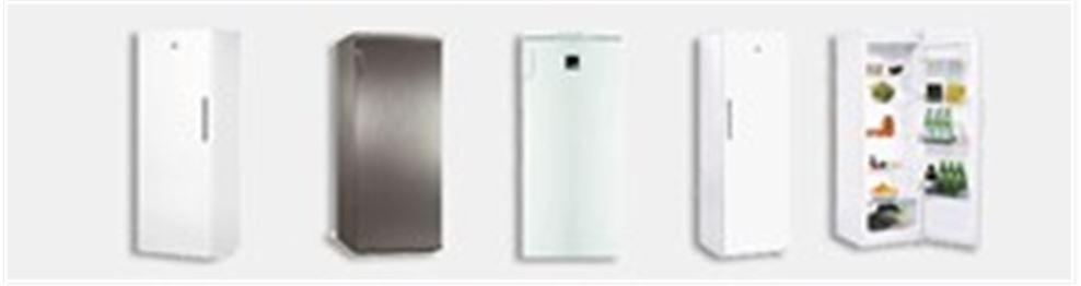 Los mejores congeladores hasta 175 cm en Electro Premium
