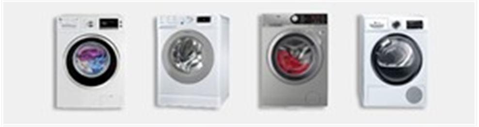 Las mejores lavadoras de carga frontal de 8 kg de carga en Electro Premium