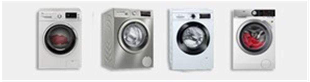 Las mejores lavadoras de carga frontal de más de 8 kg de carga en Electro Premium