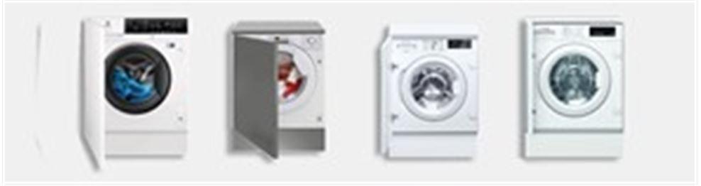 Las mejores lavadoras integrables en Electro Premium