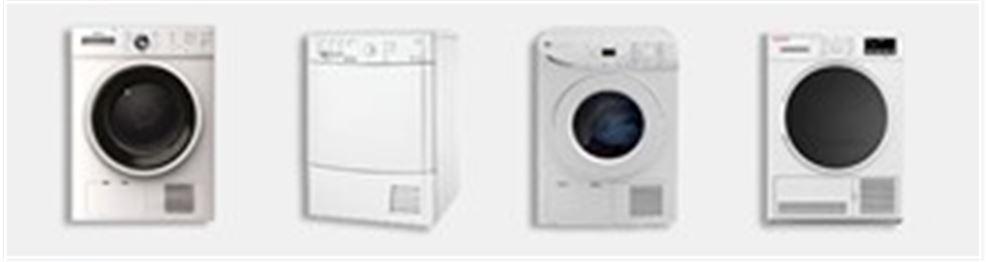 Las mejores secadoras de condensación en Electro Premium