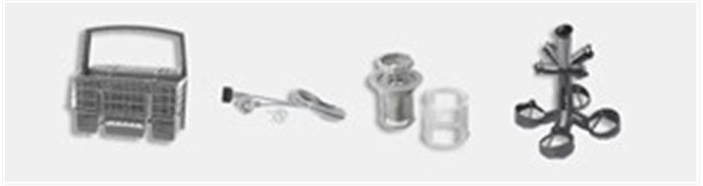 Los mejores accesorios para lavavajillas en Electro Premium