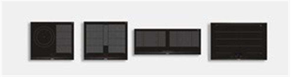 Placas de cocción Inducción Multizona-Flexinducción