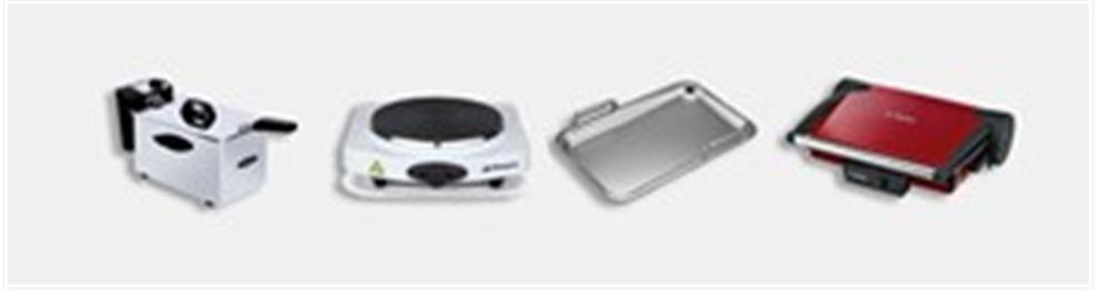 Los mejores freidoras, woks, grills, teppan yakis y placas eléctricas en Electro Premium