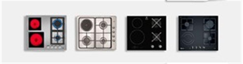 Las mejores placas mixtas de inducción y vitrocerámica en Electro Premium