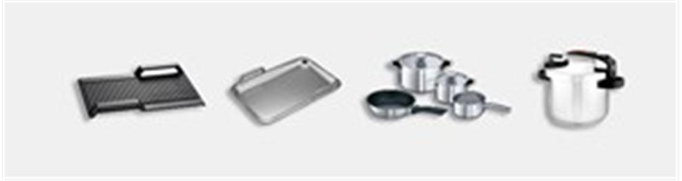 Los mejores accesorios para placas de inducción y vitrocerámica en Electro Premium