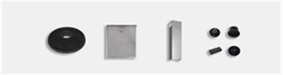 Los mejores accesorios para campana en Electro Premium