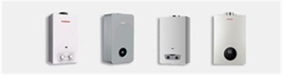 Los mejores calentadores de gas en Electro Premium