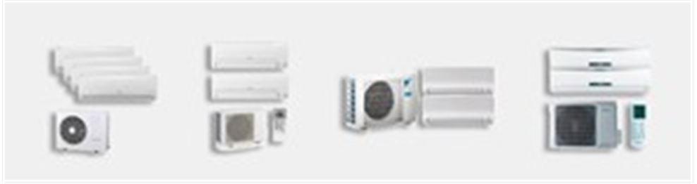 Los mejores aires acondicionados de multi split en Electro Premium