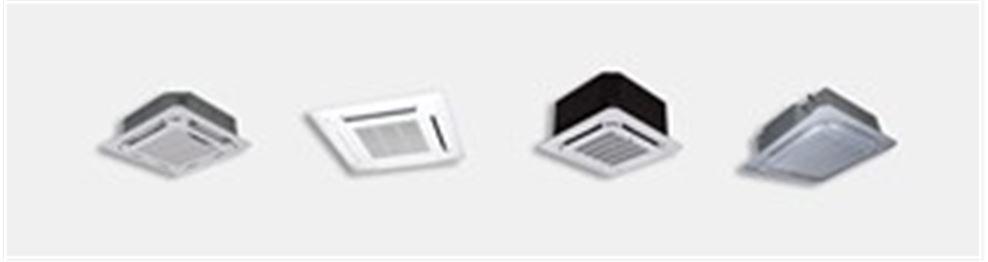 Los mejores aires acondicionados cassette en Electro Premium