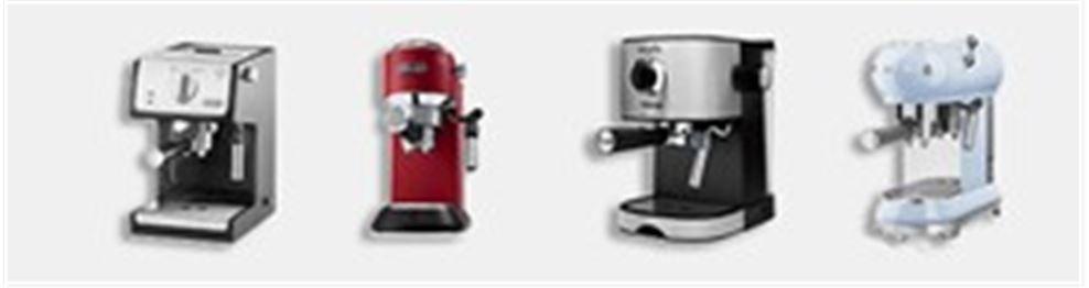 Las mejores cafeteras express en Electro Premium