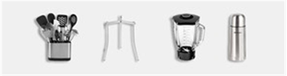 Los mejores accesorios de menaje cocina en Electro Premium